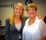 Laurie Ellington, CEO of Zero Point Leadership and Bev Nerenberg, CEO of Wellness at Your Fingertips